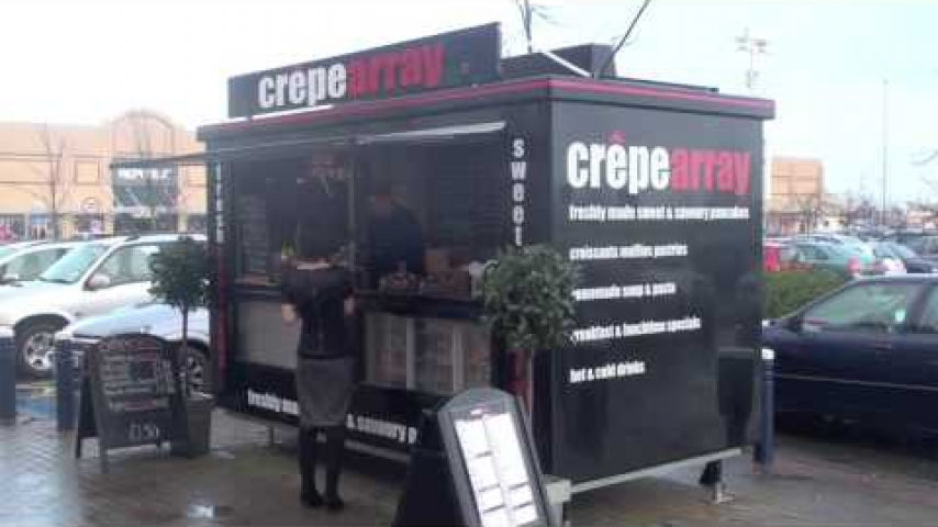 Crepe Array